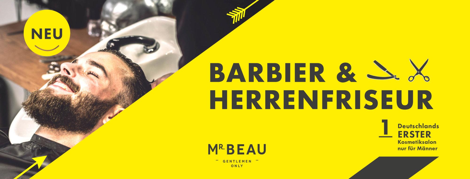 Barbier und Herrenfriseur Trier mR beau