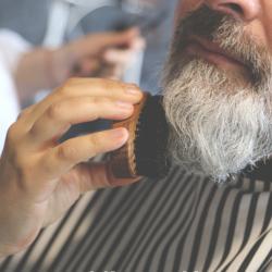 Barbier, Herrenfriseur, Rasur und Bartpflege